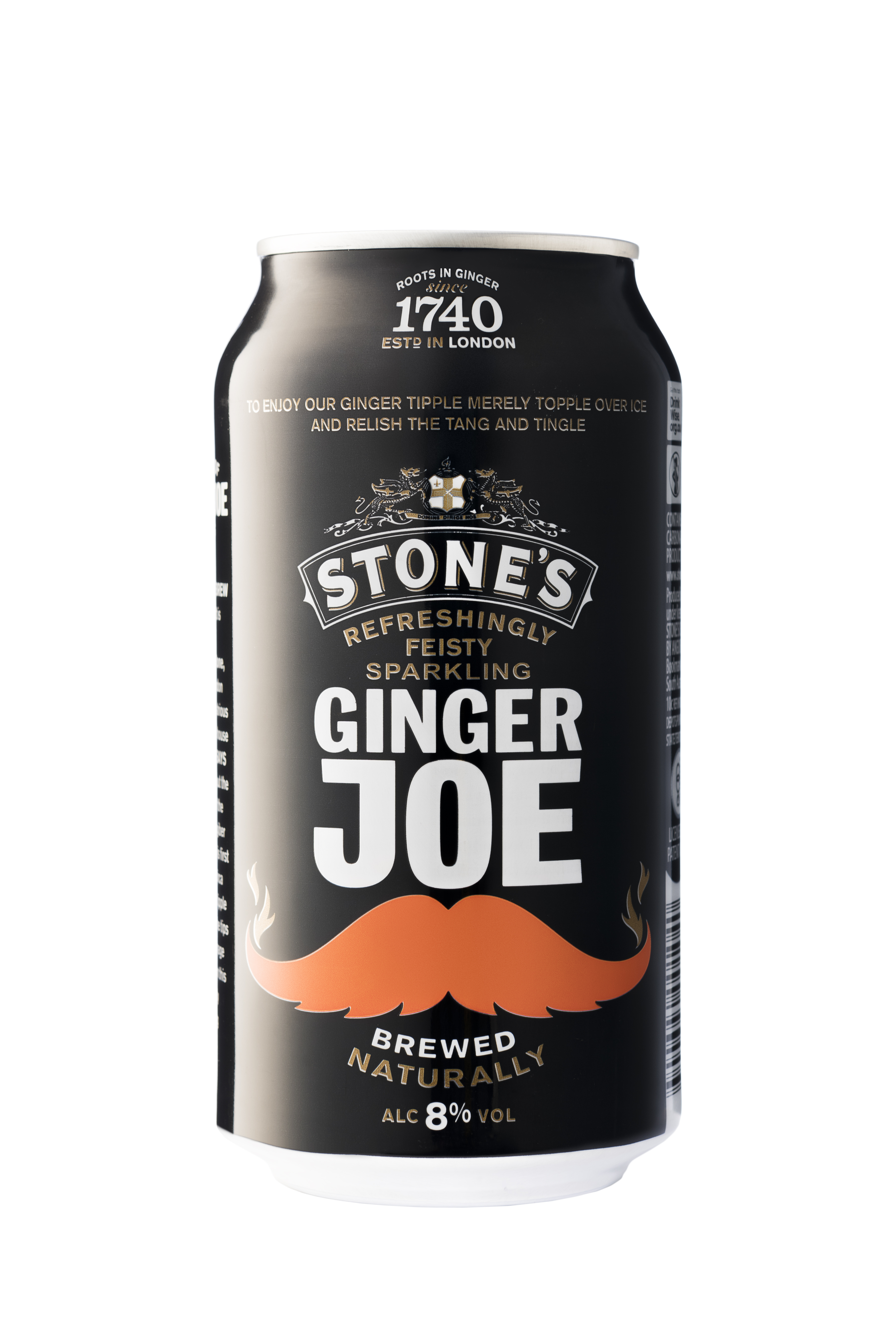 Stone's Ginger Joe Can